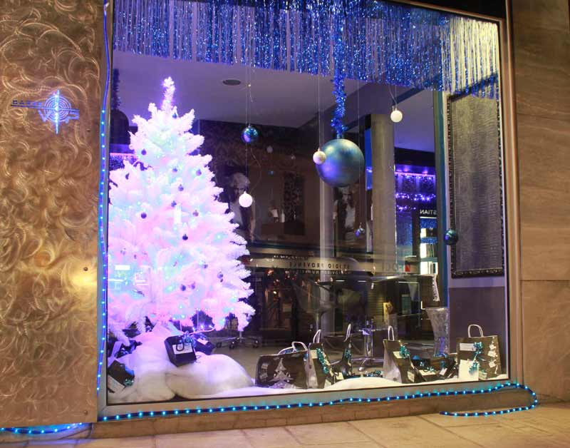 Idee deco noel magasin